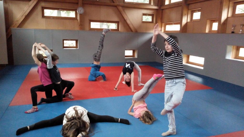 Cours Yoga enfant aix en provence