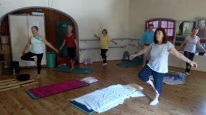 Yoga Mareschale Debout