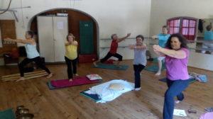 Yoga Mareschale Combatant