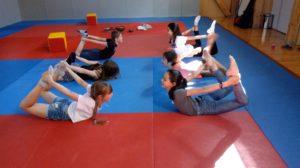 Yoga Enfant Dauphin