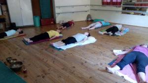 Yoga Mareschale Allongé