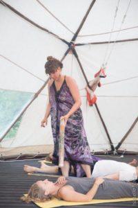 Tatiana Delmas Yoga Nidra