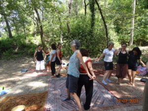 Stage Anahata conte yoga danse art thérapie layama (2)
