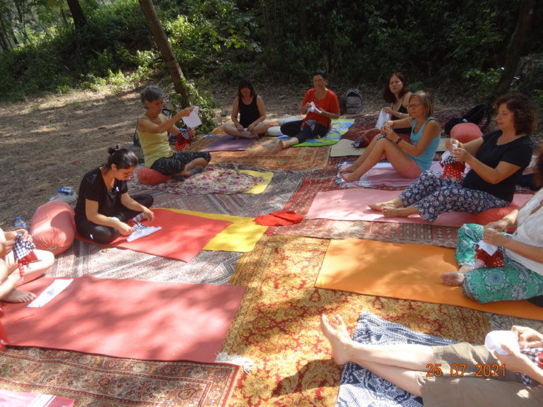 Stage Anahata conte yoga danse art thérapie layama (7)