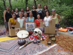 Stage Anahata conte yoga danse art thérapie layama (9)